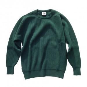 Fisherman rib 100% cashmere jumper