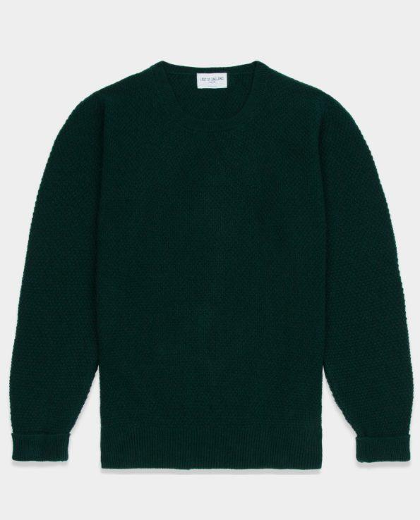 Moss Stitch Green