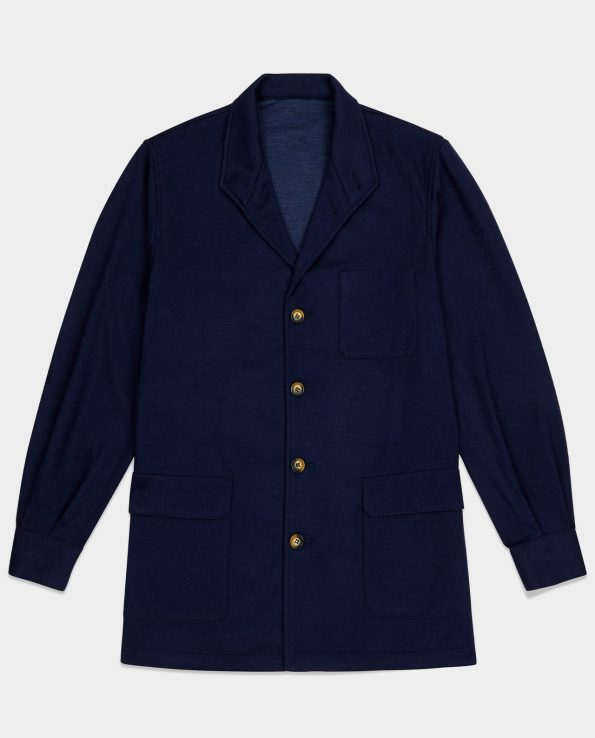 Teba Jacket Navy