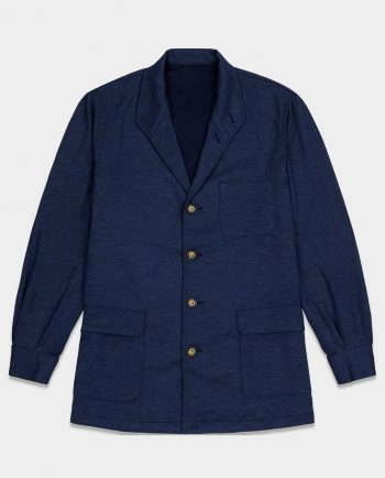 Last of England Teba Jacket Azulon Blue