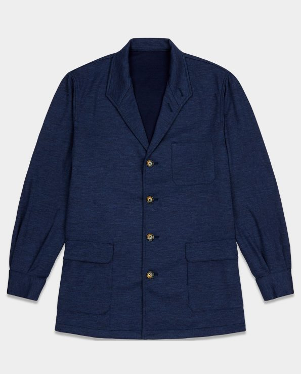 Teba Jacket Azulon Blue