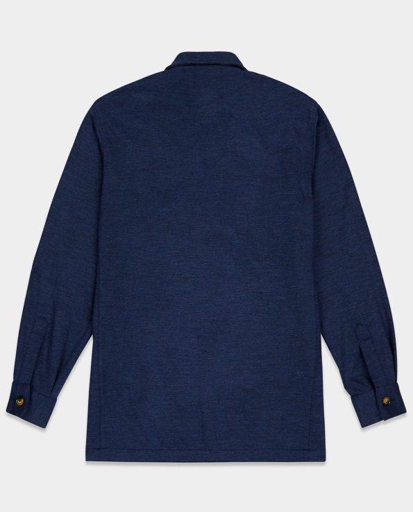 Last of England Teba Jacket Azulon Blue