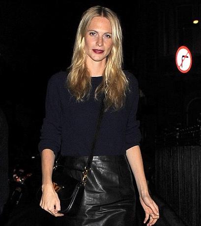 Poppy Delevingne Last of England Jumper