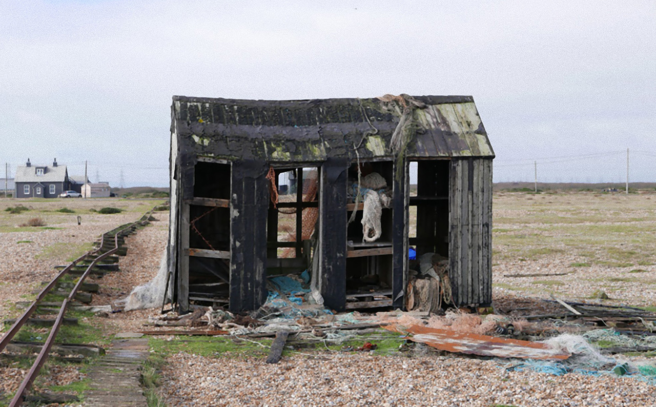 Prospect Cottage Dungeness Last Of England