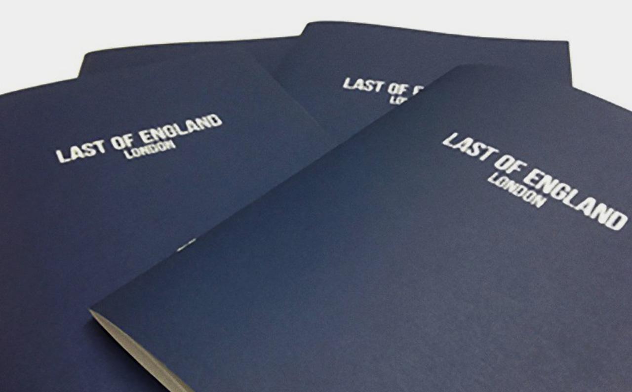 Last Of England Lookbook